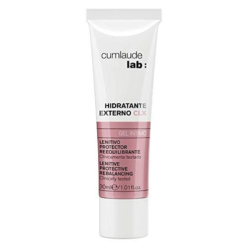 Cumlaude - Hidratante Externo CLX - Gel Íntimo para la Irritación o Inflamación de la Zona Vulvar - 30 ml