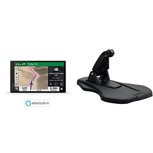 Best Review Of Garmin DriveSmart 65 with Amazon Alexa, Built-in Voice-Controlled GPS Navigator with ...