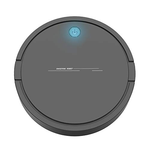 Hankyky Smart Robot Vacuum Cleaner Automatic Sweeper Mop Machine Rechargeable Robot Vacuum Cleaner Multiple Cleaning Modes Vacuum Best for Pet Hairs, Hard Floor & Medium Carpet