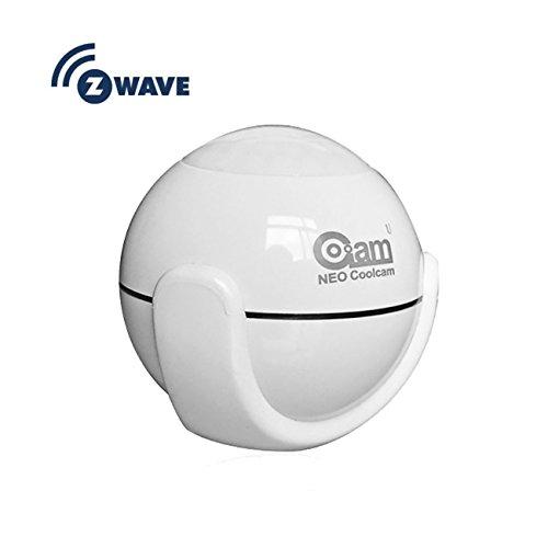 NEO Coolcam Zwave PIR Motion Sensor Z-Wave Plus 2 in 1 Motion Light Sensor Home Automation Alarm System Battery