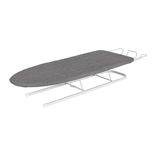 Honey-Can-Do Tabletop Ironing Board, Gray BRD-09015 White