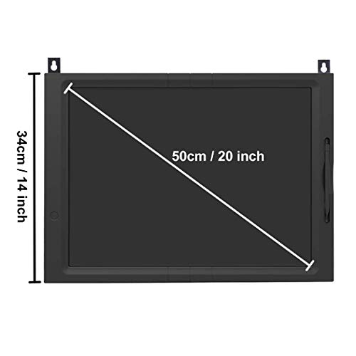 AnlanTech LCD Writing Tablet, 21 Inch Digital eWriter Screen Electronic Graphics Tablet Portable Writing Board…