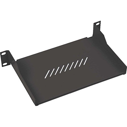 Tritón RAB-UP-X01-C1 25,4 cm (10 Zoll) Fachboden 1HE schwarz