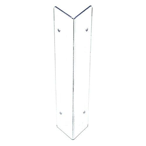 100x5x5cm Rand Klar Acryl Baby-Möbel Eck Protektor Safety Bumper Wand Wachen durch Combination of Life