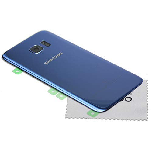 Mungoo - Tapa trasera para Samsung Galaxy S7 Edge G935F, color azul