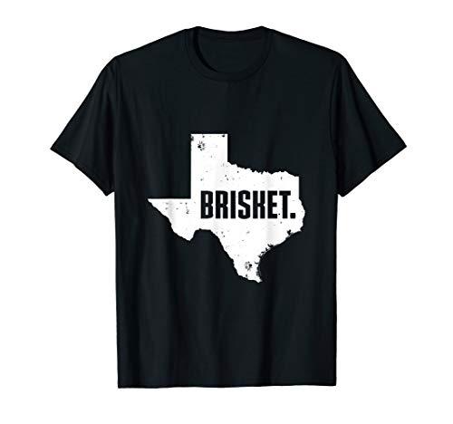 Texas Brisket BBQ Brisket T-Shirt