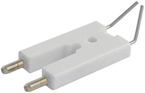 Bloque electrodos de encendido Ref S58528415quemador fueloil CHAPPEE/Ideal Standard