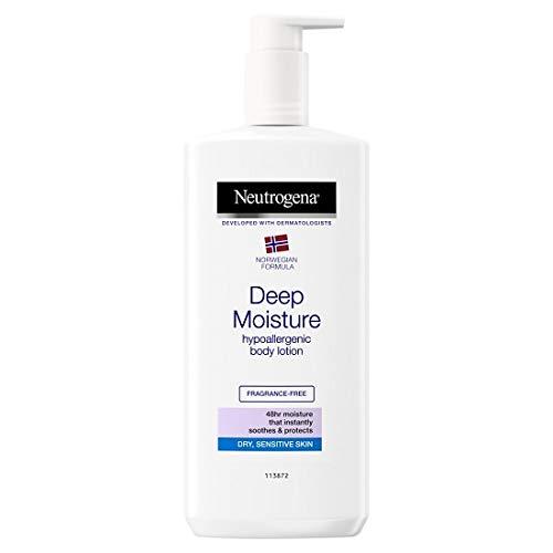 Neutrogena Deep Moisture Bodylotion Sensitiv 400ml