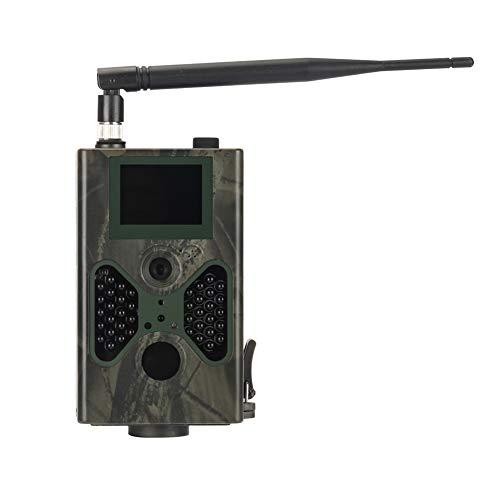 DAIFA Jagdkamera, Rückfahrkamera, HC-330M 16MP Rückfahrkamera wasserdichte 1080P-Fotofalle Jagdüberwachung 120 ° Erfassungsbereich 940nm Nachtsicht