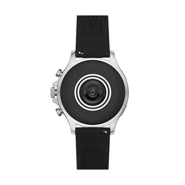 Fossil Connected Smartwatch Gen 5 para Hombre con pantalla táctil , altavoz, frecuencia cardíaca, GPS, NFC y… 8