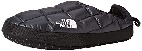 The North Face Womens Thermoball Tent Mules Comfort Skiing Slippers - TNF Black/TNF Black - 5-7