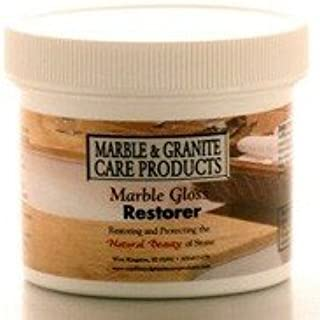 Marble Gloss Restorer SF (Special Formula) - By Marble And Granite Care Products (4 OZ)