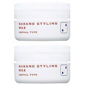 【X2個セット】 ナカノ スタイリング ワックス 2 ノーマルタイプ 90g