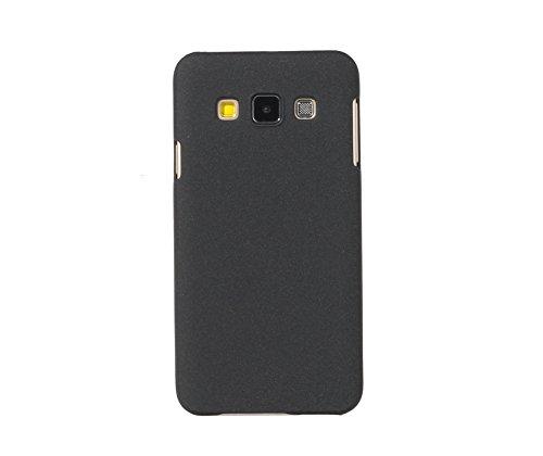 ARTILVST Samsung Galaxy A3 2015 Funda,Ultra fino medio rodeó la estructura de superficie mate Durable PC Protector teléfono funda para Samsung Galaxy A3 2015 Smartphone [negro]