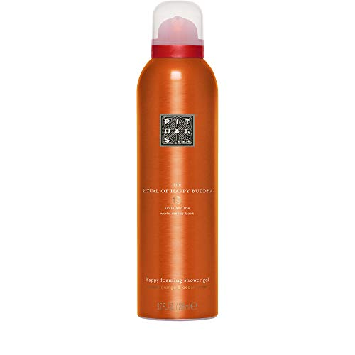RITUALS The Ritual of Happy Buddha Duschschaum, 200 ml