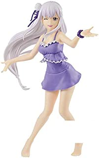 JPT Re:Zero - Starting Life in Another World Emilia EXQ Figure