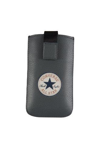 Converse 99CON0158XL Pouch Hülle - Basic - XL - grau - Handy Tasche - Schutzhülle -