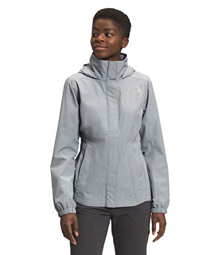 The North Face Women's Resolve Parka II, Mid Grey Heather, M