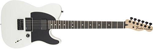 Fender 0134444780 Jim Root Telecaster - Guitarra eléctrica con diapasón de ébano, color blanco