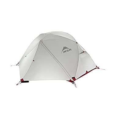MSR Elixir 2-Person Lightweight Backpacking Tent (2017 Model)