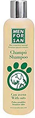 MENFORSAN Champú Perros con Avena - 300 ml