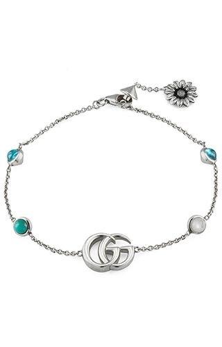 Gucci YBA527393001 Silber Frau Ohrringen