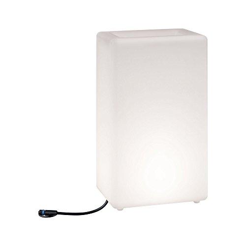 Paulmann 941.83 Outdoor Plug & Shine Lichtobjekt Plant IP67 3000K 575lm 24V Dekoleuchte Aussenleuchte Gartenbeleuchtung Terassenleuchte 94183
