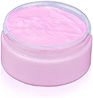 Stress Relief Toy Fluffy Slime 5.3 OZ Pink  Jumbo Fluffy Floam Slime