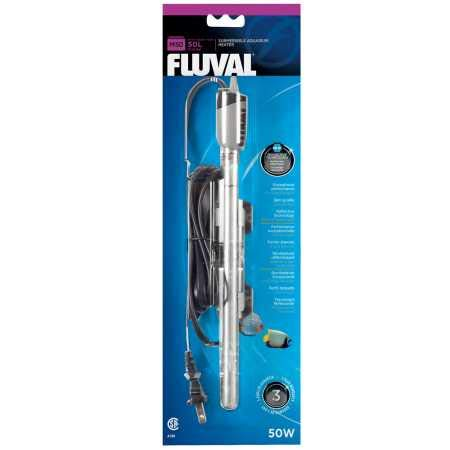 Cheap Fluval M50 Submersible Glass Aquarium Heater (50 watts)