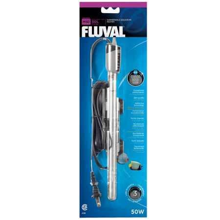 Fluval A781 M50 Aquarienheizer für Aquaien bis 50 L, 50 W
