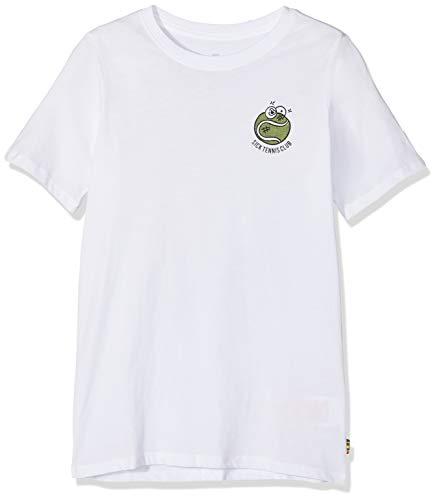 Nike Kinder T-Shirt Court Tennis, White, XL, AR1937