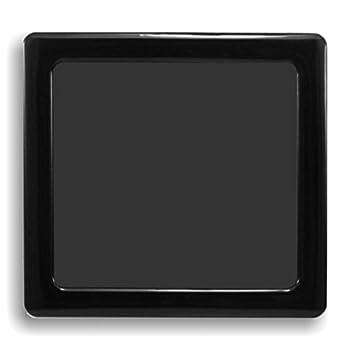 DEMCiflex Dust Filter for NCASE M1 Version 1 Rear Black Frame/Black Mesh