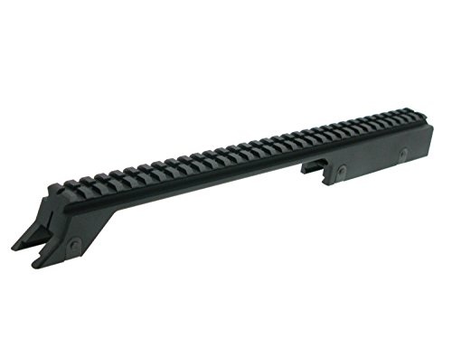 BEGADI Softair/Airsoft G36 KSK Rail, gefräst aus Aluminium