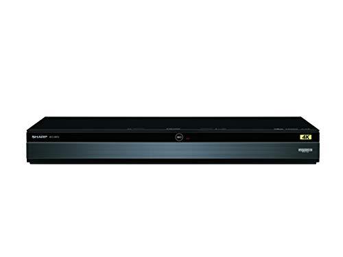 シャープ 1TB 3チューナー ブルーレイレコーダー 4Kチューナー内蔵 4K放送W録画対応 4Kアップコンバード対応 UltraHD再生対応 4B-C10BT3
