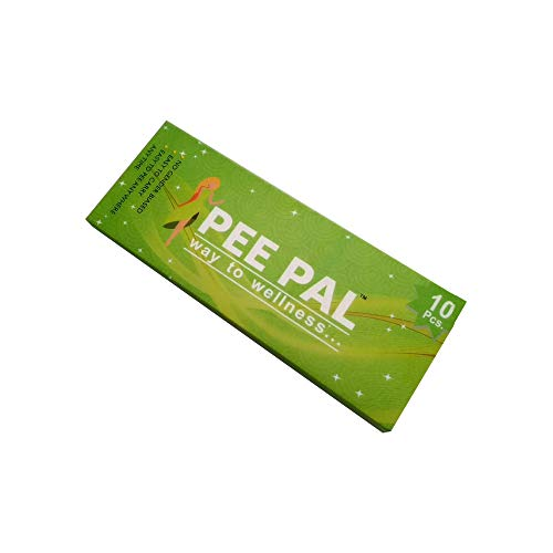 Pee Pal Stand up Pee Device for Women - Intimate Hygiene for Women - Disposable Peeing Aid for Unfriendly Toilets Set of 10