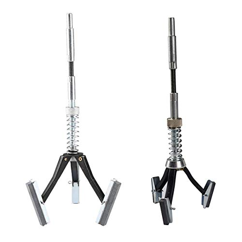 YOTOO 2-Piece Engine Cylinder Hone Set Deglazer Adjustable 1-1/4' to 3-1/2' and 3/4' to 2-1/2' Diameter with Stones 220 Grit
