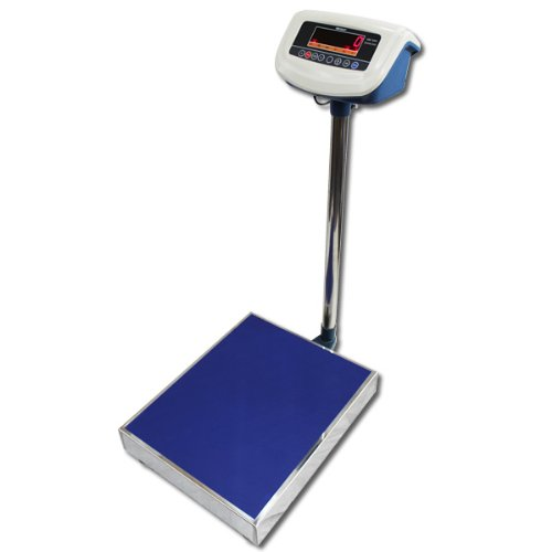 SEIKOH デジタル台はかり デジタル計量器 重量計 最大 150kg バッテリー内蔵式 充電器付き 連続使用90時間