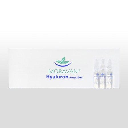Moravan Hyaluron Ampullen 10x2ml