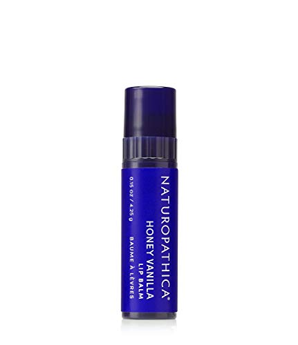 Naturopathica Honey and Vanilla Organic Lip Balm