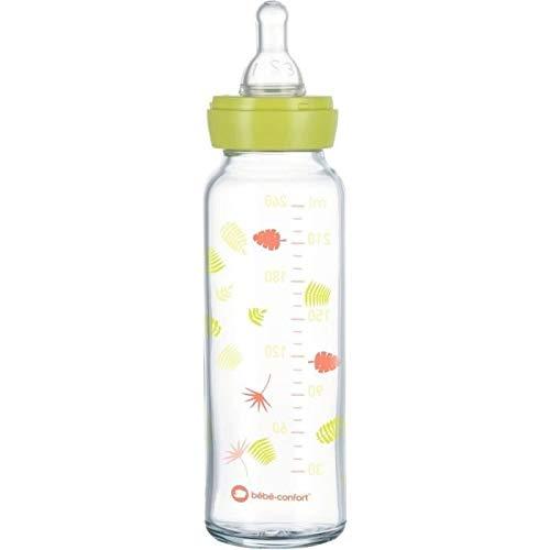 bébé confort Biberon Col Etroit Verre Jungle Vibes 240 ml 1 Unité