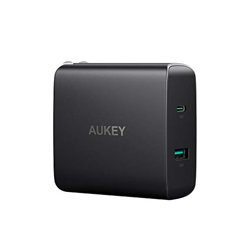 Aukey USB C wall charger with Power Delivery