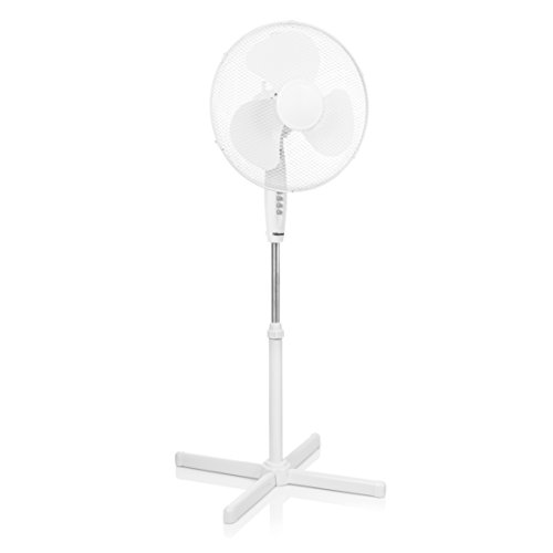 Tristar VE-5893 – Ventilador de pie, 40 centímetros, color blanco