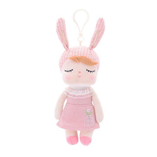 Mamum Plüsch-Spielzeug, Kaninchen Angela, Metoo-Puppe, 24 cm Einheitsgröße a