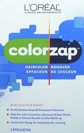 L OREAL ColorZap Hair