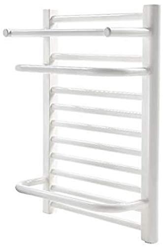 Radiadores de baño Calentador de toallas, Toalla eléctrica, Baño para el hogar Montado en la pared Temperatura constante de la pared Calentador de toallas de acero de bajo contenido de carbono, toalla