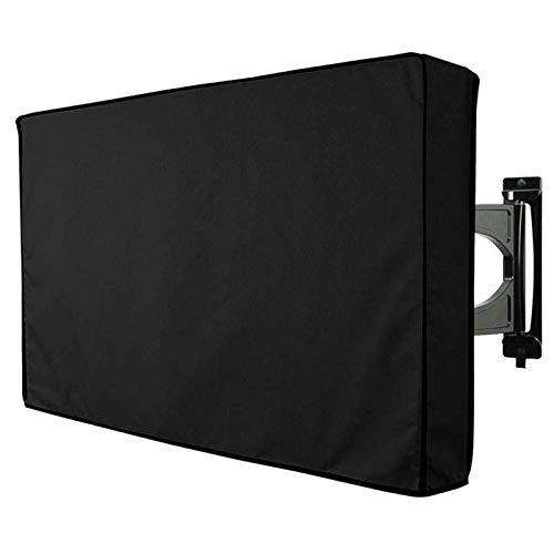 RENSHENKTO Cubierta de televisión universal impermeable impermeable protector de pantalla todo incluido diseño