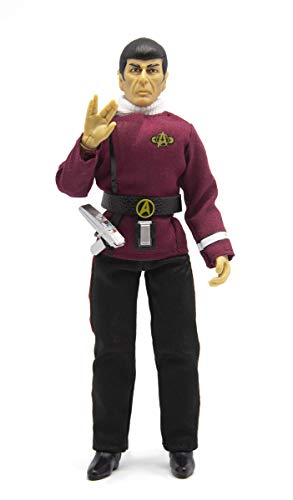 Mego - Figura Star Trek Spock de La ira de Khan...