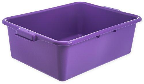 Carlisle N4401189 Comfort Curve Ergonomic Wash Basin Tote Box