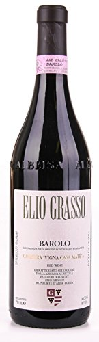 Barolo Ginestra Vigna Casa Matè -2013- Elio Grasso