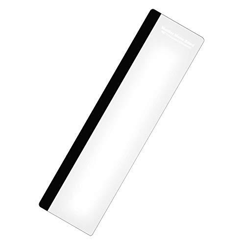 lifepower パソコンモニター用 メモボード メッセージボード タグ 付箋 ディスプレイ シール 貼り付け オフィス 事務用品 シンプルデザイン 拡張 右側専用